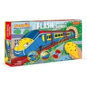 Hornby Playtrains Flash The Local Express Remote Controlled Battery Train Set