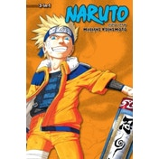 Naruto (3-in-1 Edition), Vol. 4 : Includes vols. 10, 11 & 12 : 4