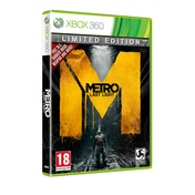Metro Last Light Limited Edition Game Xbox 360