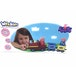 Peppa Pig Weebles Pull Along Wobbly Train - Image 2