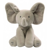 Flappy The Animated Elephant Baby Gund Plush