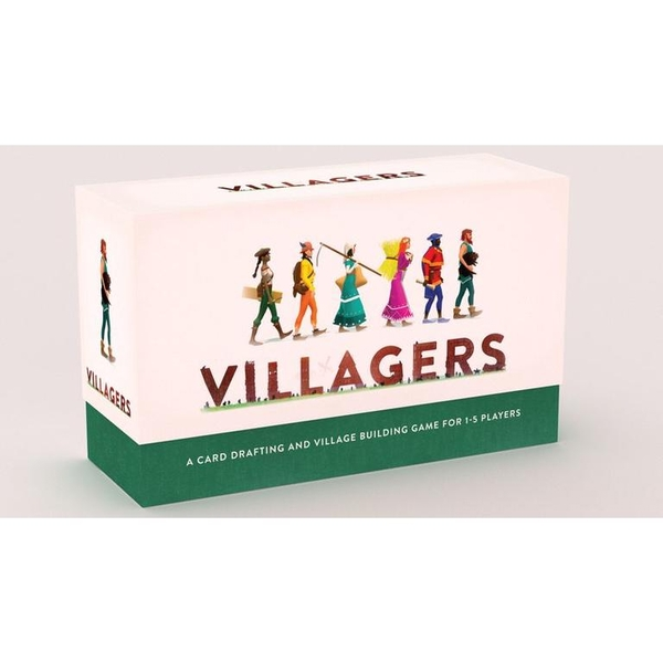 Villagers Game Expansion Pack