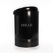 Bread Bin Crock Storage Canister Jar | M&W Black - Image 3