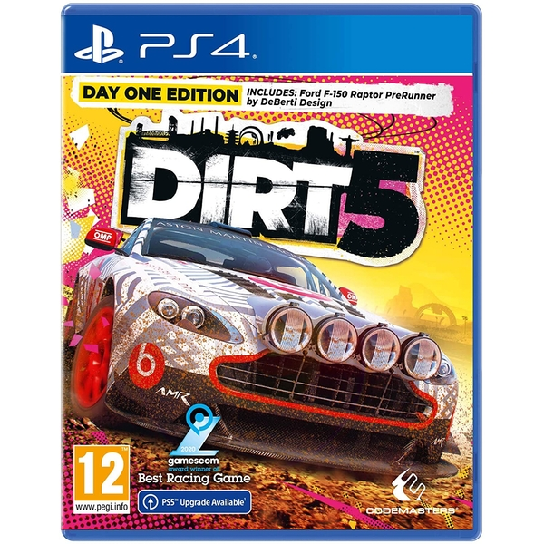 Dirt 5 Day One Edition PS4 Game