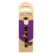 Rosewood Oxblood Designer Cat Collar