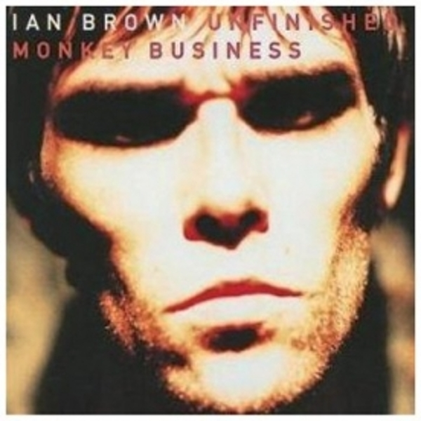 Ian Brown - Unfinished Monkey Business CD