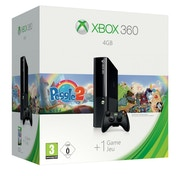 Xbox 360 4GB Console with Peggle 2