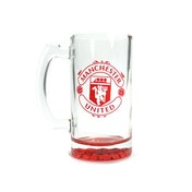 Manchester United Stein Pint Glass