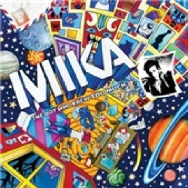 Mika The Boy Who Knew Too Much CD