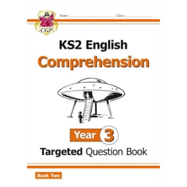 New KS2 English Targeted Question Book: Year 3 Comprehension - Book 2 by CGP Books (Paperback, 2016)