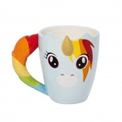 Thumbs Up! Unicorn Mug