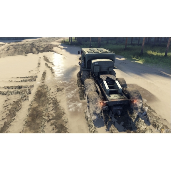 Spintires Off Road Truck Simulation PC Game - Image 5