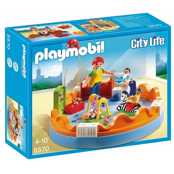 Playmobil City Life Playgroup