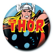 Marvel - Thor Badge