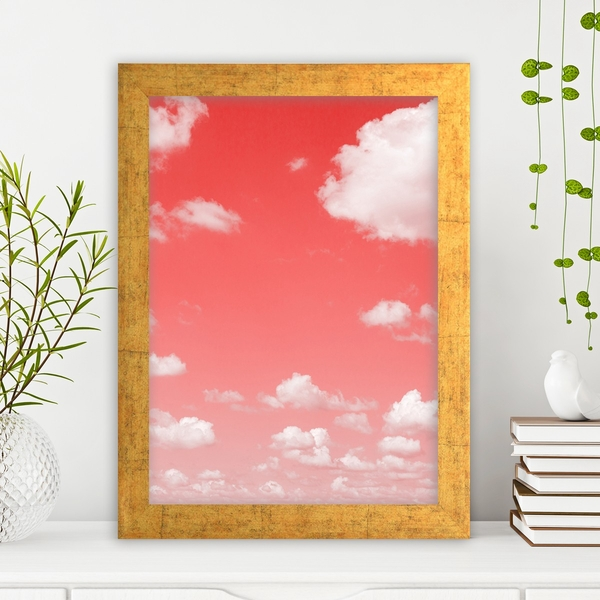 AC125433498152 Multicolor Decorative Framed MDF Painting