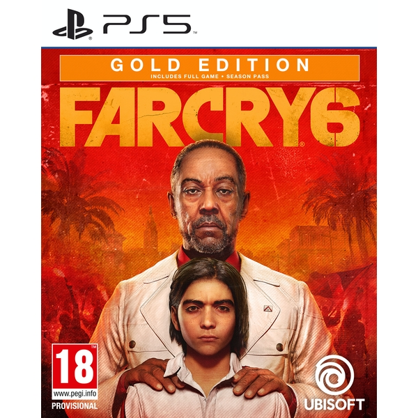 Far Cry 6 Gold Edition PS5 Game