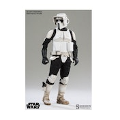 Scout Trooper (Star Wars Return of the Jedi) Sixth Scale Sideshow Figure
