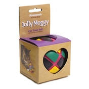 Rosewood Jolly Moggy Cat Treat Ball (Design May Vary)