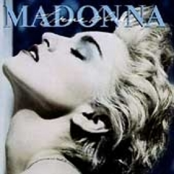 Madonna True Blue CD