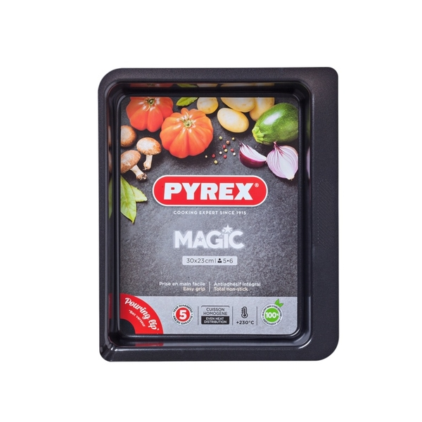 Pyrex Magic Rectangular Roaster 30cm
