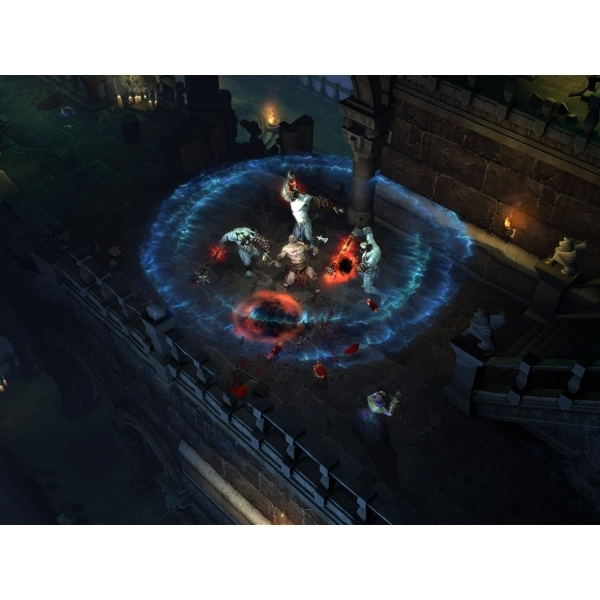 Diablo III 3 Game PC CD Key Download for Battle - Image 2