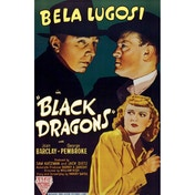 Black Dragons DVD