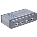 D-Link Hi-Speed USB 2.0 4-Port Hub