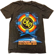 ELO - Manchester Event  Men's Large T-Shirt - Black