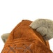 Star Wars Ewok Hooded Adult Fleece Bathrobe - Image 3
