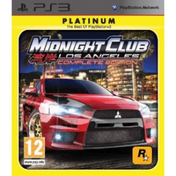 Midnight Club Los Angeles Complete Edition Game PS3 (Platinum)