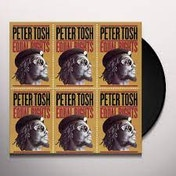 Peter Tosh - Equal Rights Vinyl