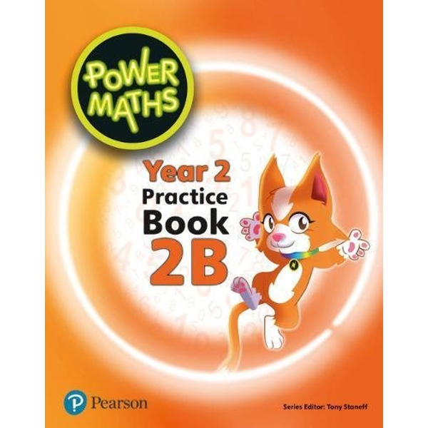 Power Maths Year 2 Pupil Practice Book 2B by Pearson Education Limited(Paperback)