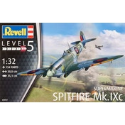 Supermarine Spitfire Mk.IXc 1:32 Revell Model Kit