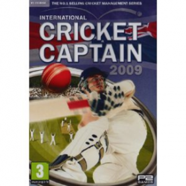International Cricket Captain 2009 Game PC