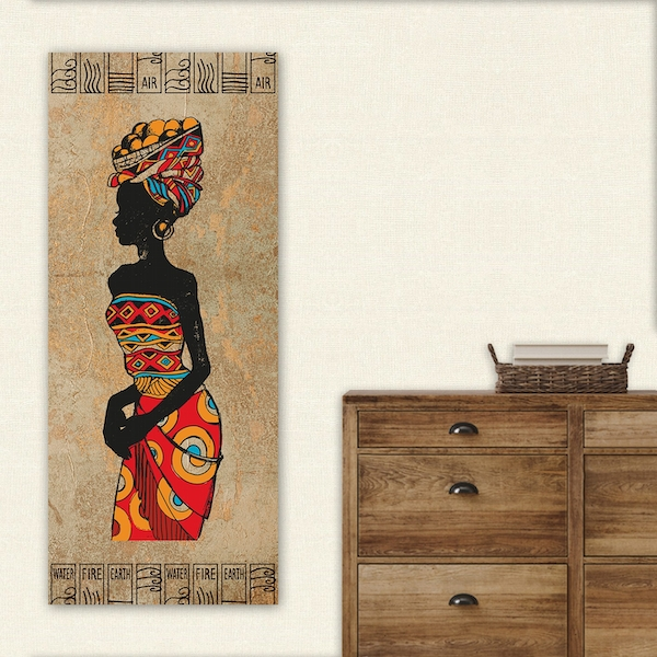 DKY52152375144_50120 Multicolor Decorative Canvas Painting
