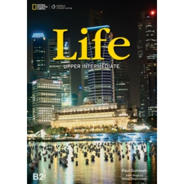 Life Upper Intermediate with DVD by Paul Dummett (Mixed media product, 2012)