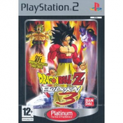 Dragon Ball Z Budokai 3 Game PS2