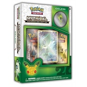 Ex-Display Pokemon Celebi Mythical Collection Used - Like New