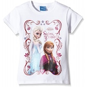 Disney Frozen Sisters Forever T-Shirt 5-6 Years