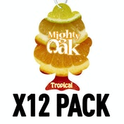 Tropical (Pack Of 12) Mighty Oak Air Freshener