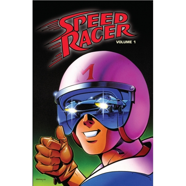 Speed Racer Volume 1 TPB