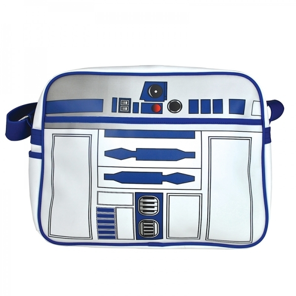 Star Wars R2-D2 Retro Messenger Bag
