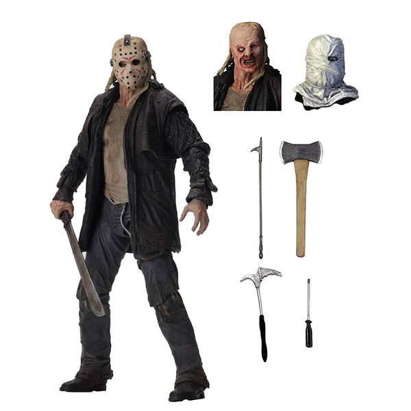 Ultimate Jason Voorhees (Friday the 13th 2009) 7 Inch NECA Figure