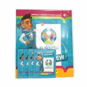Panini UEFA Euro 2020 Preview Sticker Starter Pack