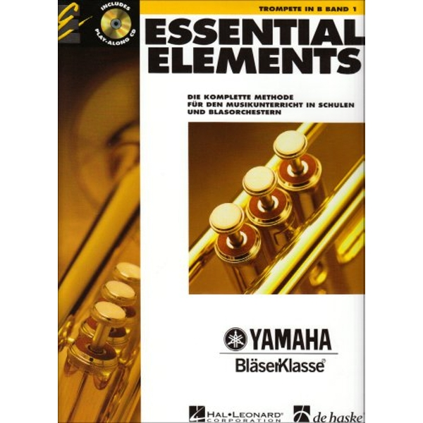 ESSENTIAL ELEMENTS BAND 1 FR TROMPETE   2017