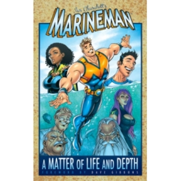 Marineman: A Matter of Life & Depth TP