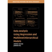 Data Analysis Using Regression and Multilevel/Hierarchical Models by Jennifer Hill, Andrew Gelman (Paperback, 2006)
