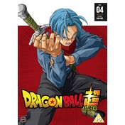 Dragon Ball Super Part 4 (Episodes 40-52) DVD
