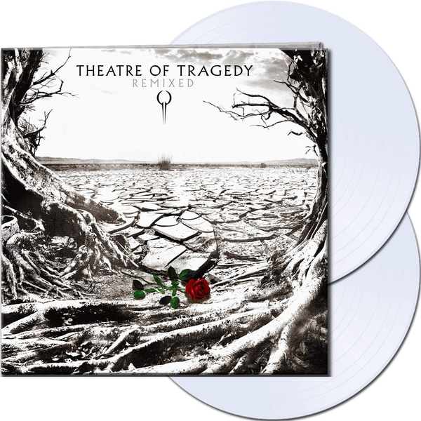 Theatre Of Tragedy - Remixed White  Vinyl