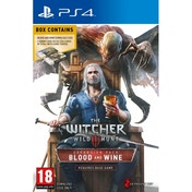 The Witcher 3 Wild Hunt Blood and Wine Limited Edition with Gwent Cards PS4 Game